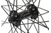 """Exal forhjul MTB hjul 26"""" med Deore nav sort/sølv"""